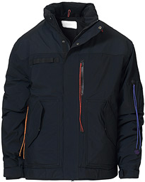 Ben Gorham Padded Ski Jacket Black