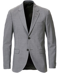 Jamonte Wool Suit Blazer Grey