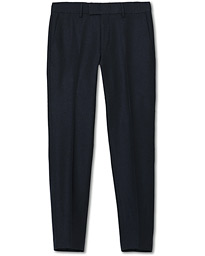 Tiger of Sweden Tordon Flannel Trousers Navy