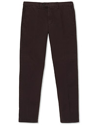 Danwick Side Adjusters Chino Burgundy