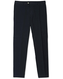 Denz Moleskin Trousers Navy