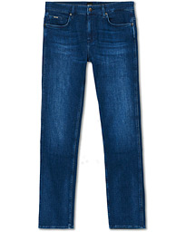Delaware Slim Fit Stretch Jeans Medium Blue