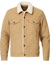 Type III Sherpa Trucker True Chino Corduroy