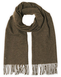 Colin Wool Scarf Olive