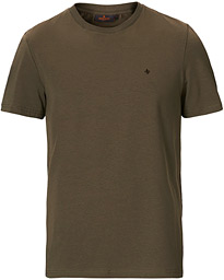 James Crew Neck Tee Green