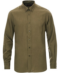 Winston Tencel Button Down Shirt Olive