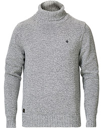 Morris Newton Rollneck Grey