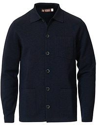 Heritage Dressed Cardigan Navy