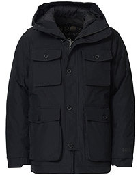 Goff Gore Tex Field Jacket Black
