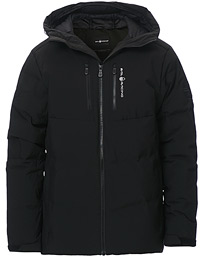 Patrol Down Hooded Jacket Carbon