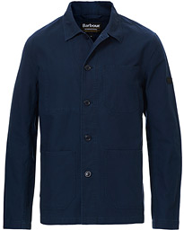 Barbour International Utility Overshirt Navy