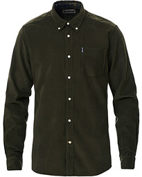 Barbour Lifestyle Corduroy 2 Shirt Forest
