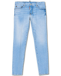 Dsquared2 Slim Jeans Light Caten Bros Wash