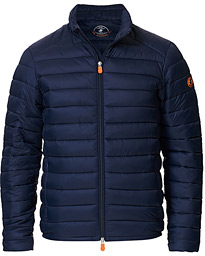 Save The Duck Lightweight Padded Jacket Blue Black