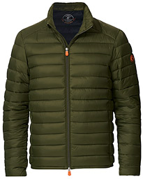 Save The Duck Lightweight Padded Jacket Dusty Olive