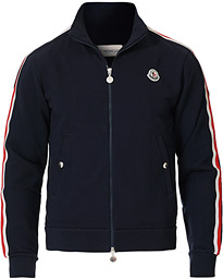 Full Zip Sweater Navy