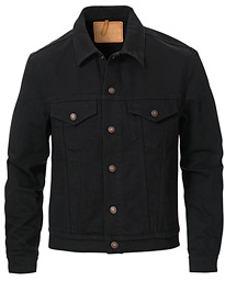 Jeanerica Classic Denim Jacket Rinsed Black
