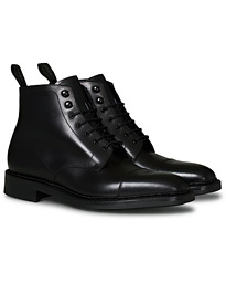 Roehampton Boot Black Calf