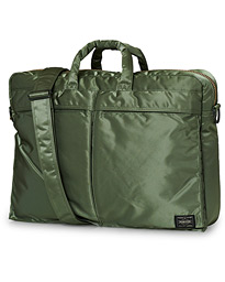 Tanker 2Way Briefcase Sage Green