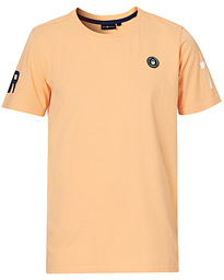 Grinder Crew Neck Tee Papaya Orange