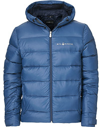 Gravity Down Jacket Anchor Blue