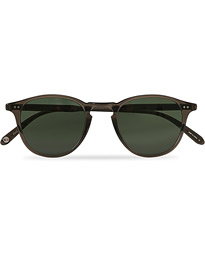 Hampton 46 Sunglasses Black Glass