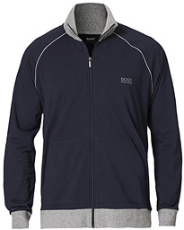 Mix & Match Full Zip Jacket Dark Blue