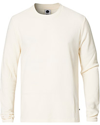 Clive Long Sleeve Tee Off White