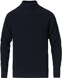 Sailor Turtleneck Navy