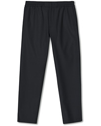 Foss Drawstring Trousers Navy