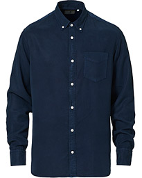 LevonTencel Shirt Blue