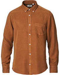 Manza Tencel Shirt Canela Brown