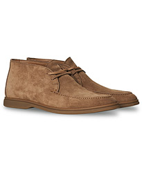 Chukka Boot Brown Suede