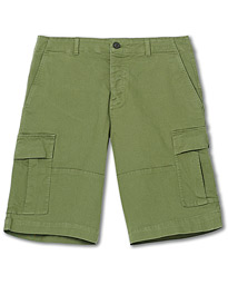 Arcachaon Cargo Shorts Olive