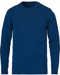 Fouesnant Classic Sweater Blue