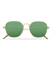 EZ0174 Sunglasses Shiny Deep Gold/Green