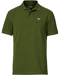 Sports Polo Rifle Green