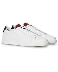 ZSP4 Nappa Leather Sneakers White/France