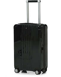 Light Cabin Compact Trolley Black