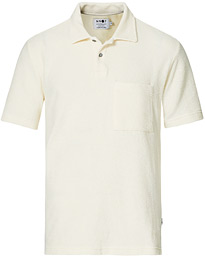 Alfons Terry Polo Off White