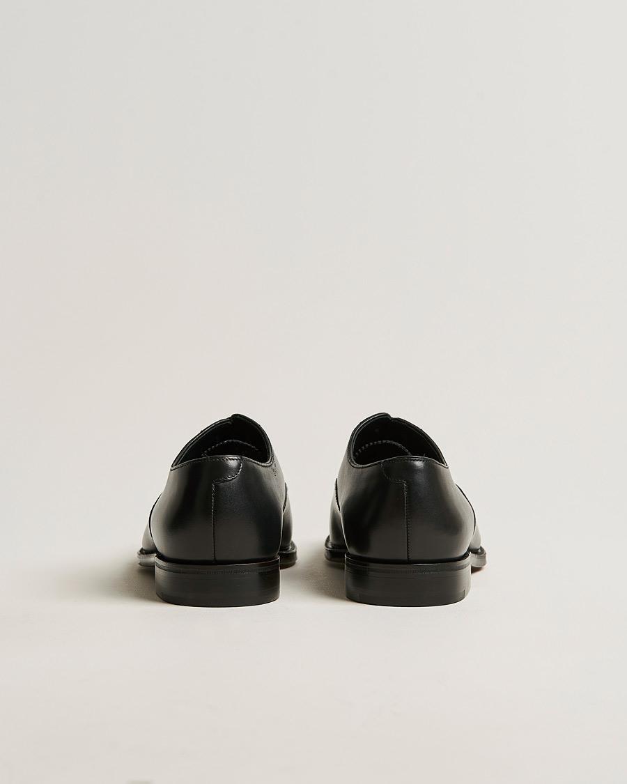 6055f130 Loake 1880 Aldwych Oxford Black Calf hos CareOfCarl.dk