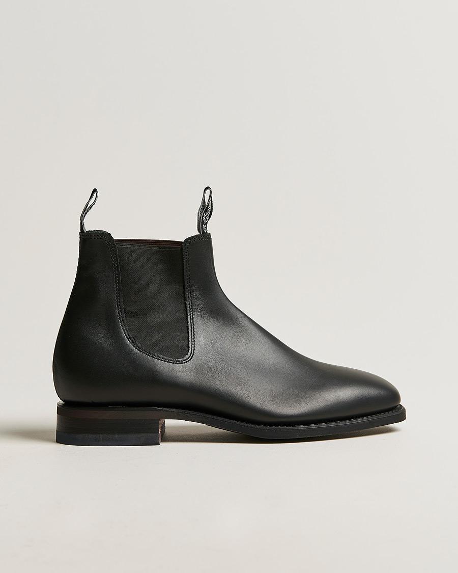 f568309a6 R.M.Williams Blaxland G Boot Yearling Black UK6 - EU39