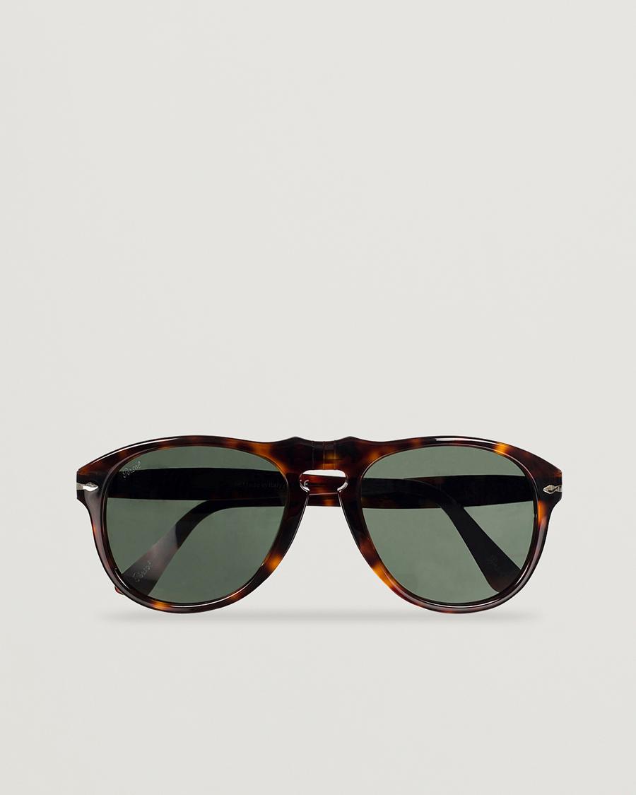 Persol PO0649 Sunglasses HavanaCrystal Green