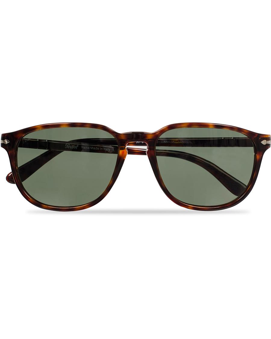 Persol PO3019S Sunglasses HavanaCrystal Green