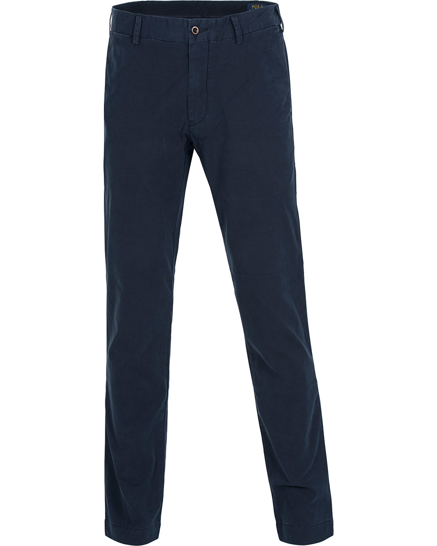 df29e0b00 Polo Ralph Lauren Slim Fit Newport Pant Aviator Navy hos CareOfCa