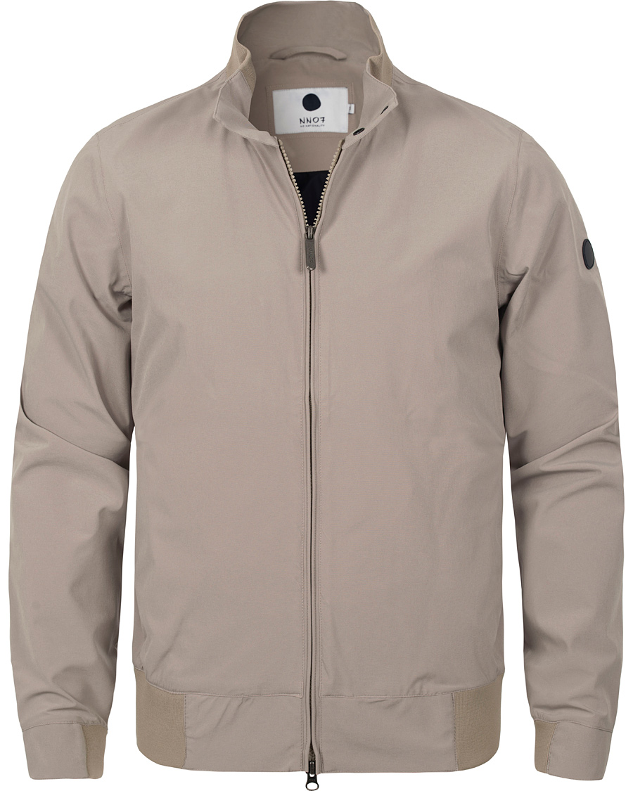 HARRINGTON Bomberjakke - beige