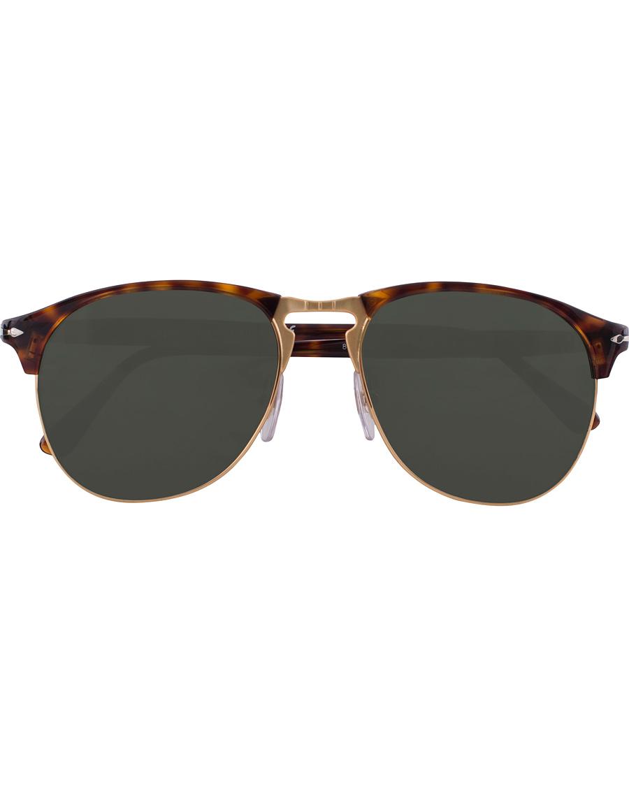 Persol 0PO8649S Sunglasses HavanaGreen
