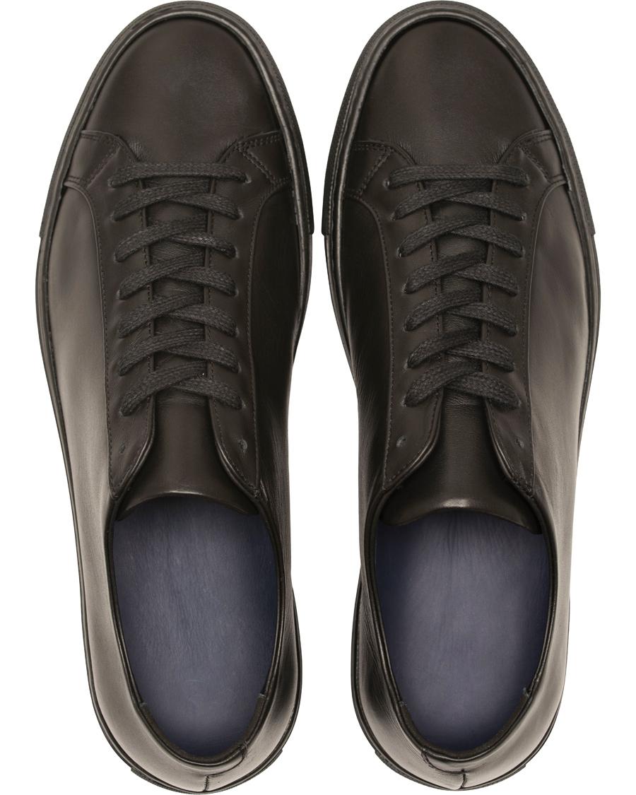 Filippa K M.Morgan Low Sneaker Black hos CareOfCarl.dk
