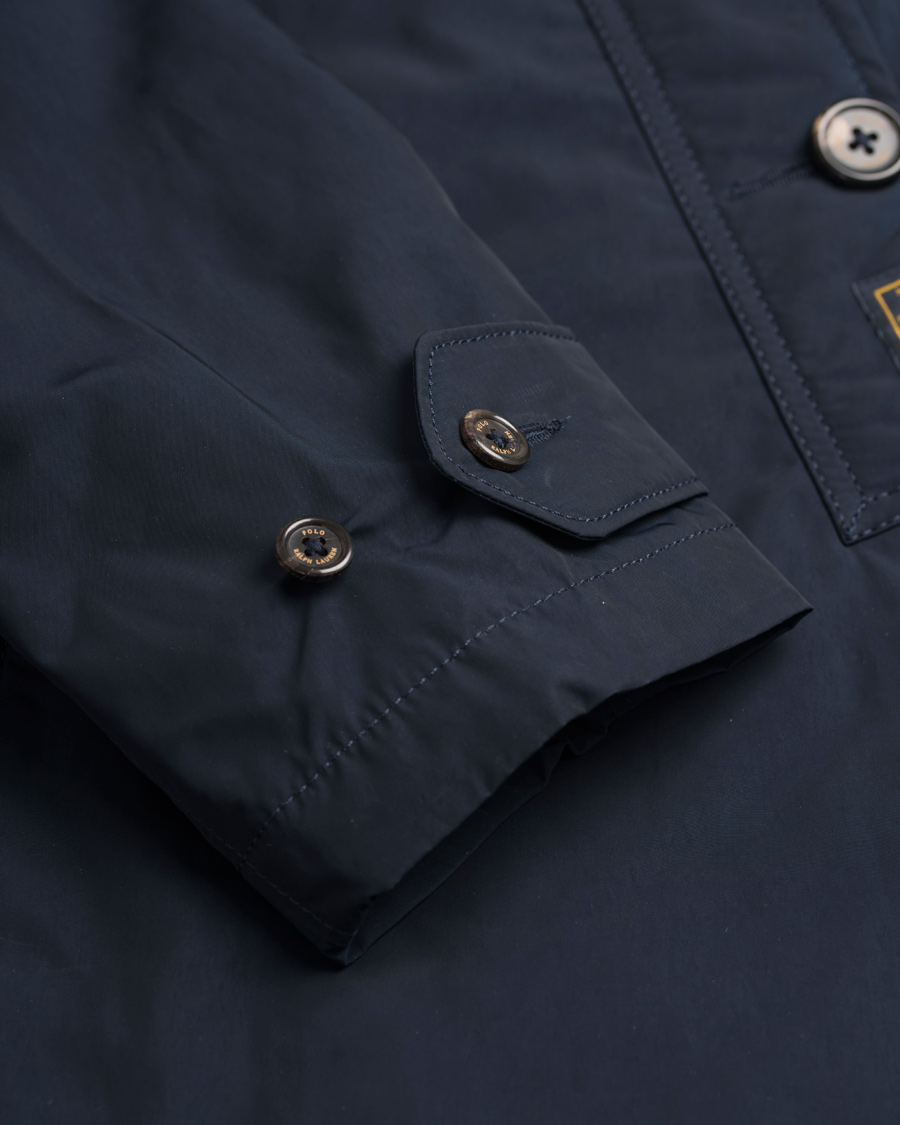 f1fe8363 Polo Ralph Lauren Commuter Carcoat Aviator Navy hos CareOfCarl.dk