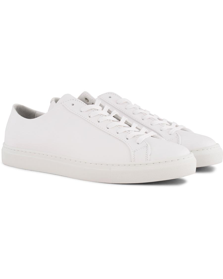 Filippa K Morgan Low Sneaker White hos CareOfCarl.dk 33a110d3a
